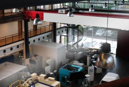 WZL Kaufmann und Eden - Produktion Spaicer